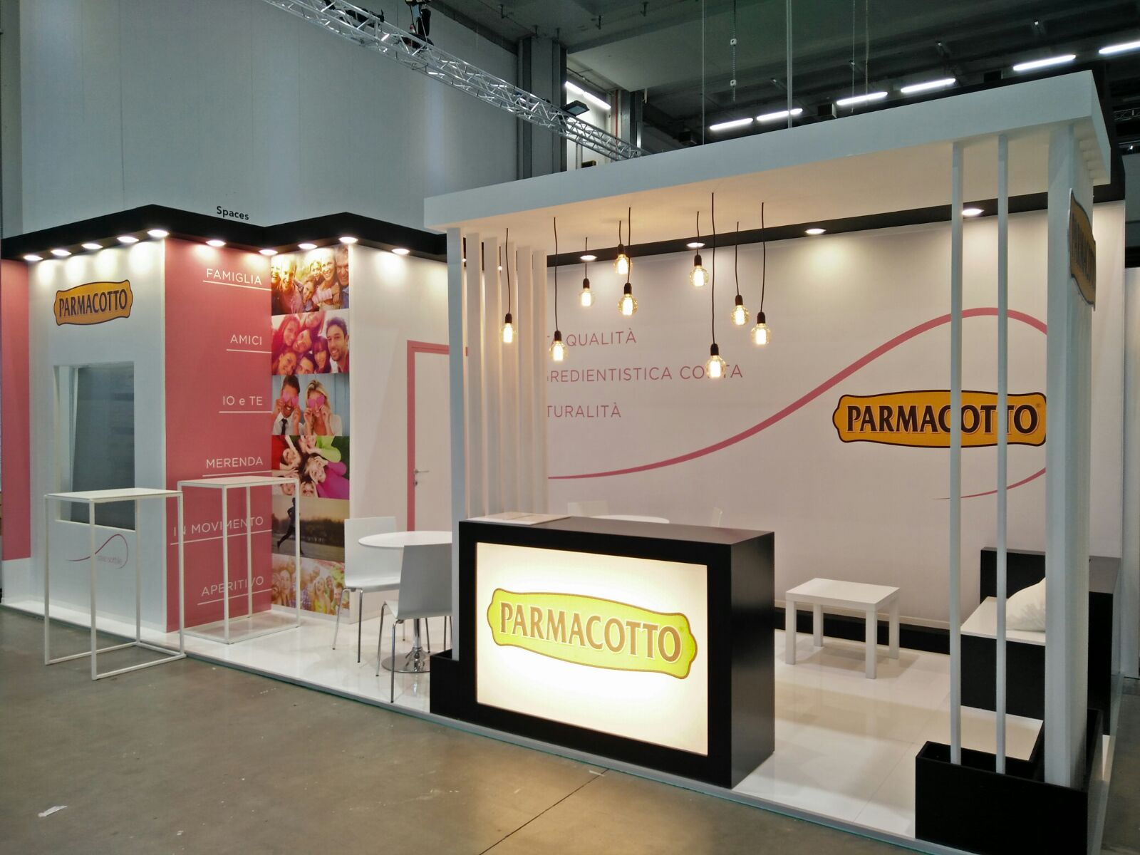 stand parmacotto salone carrefour