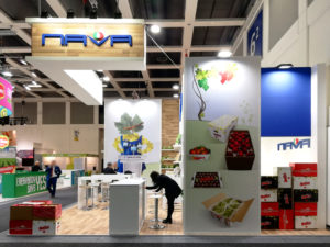 stand nava fruit logistica